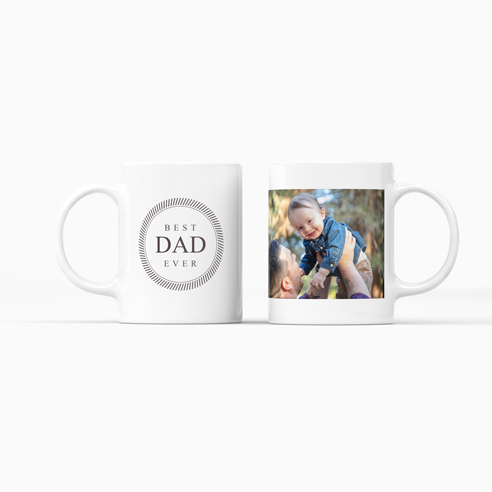 Ceramic Mug | Best Dad Ever