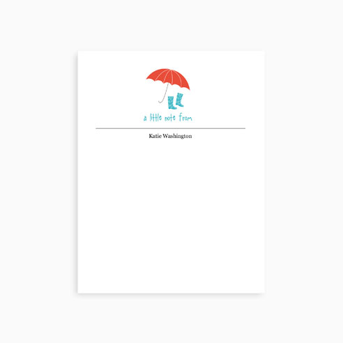 Note Card | Umbrella