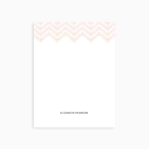 Note Card | Chevron