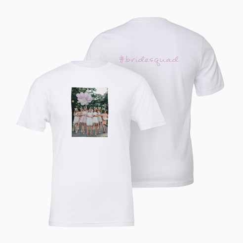 T-Shirt (Short Sleeve) 2-Sided