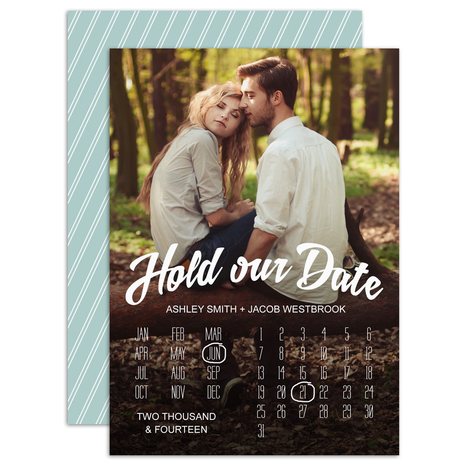 Cards & Stationery/Wedding/Save the Date Cards