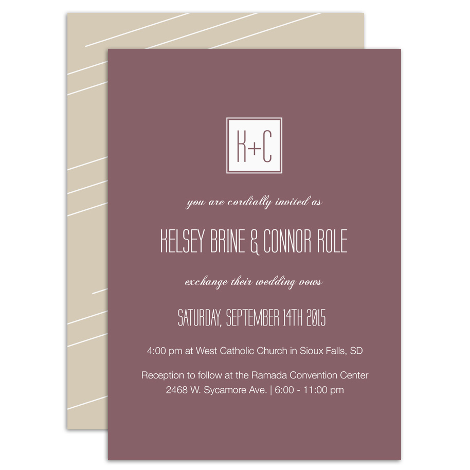 Cards & Stationery/Wedding/Invitation and RSVP Cards