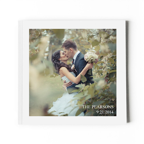 6x6 Softcover Book