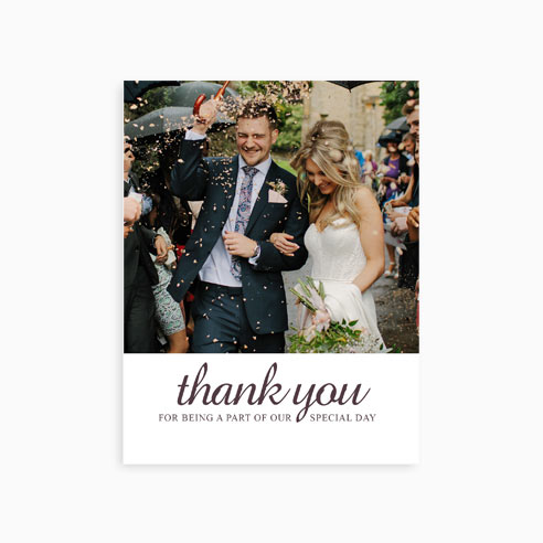 Cards & Stationery/Wedding/Thank You Cards
